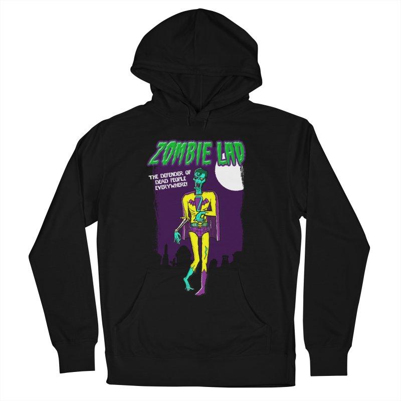 Zombie Lad   by John D-C's Artist Shop