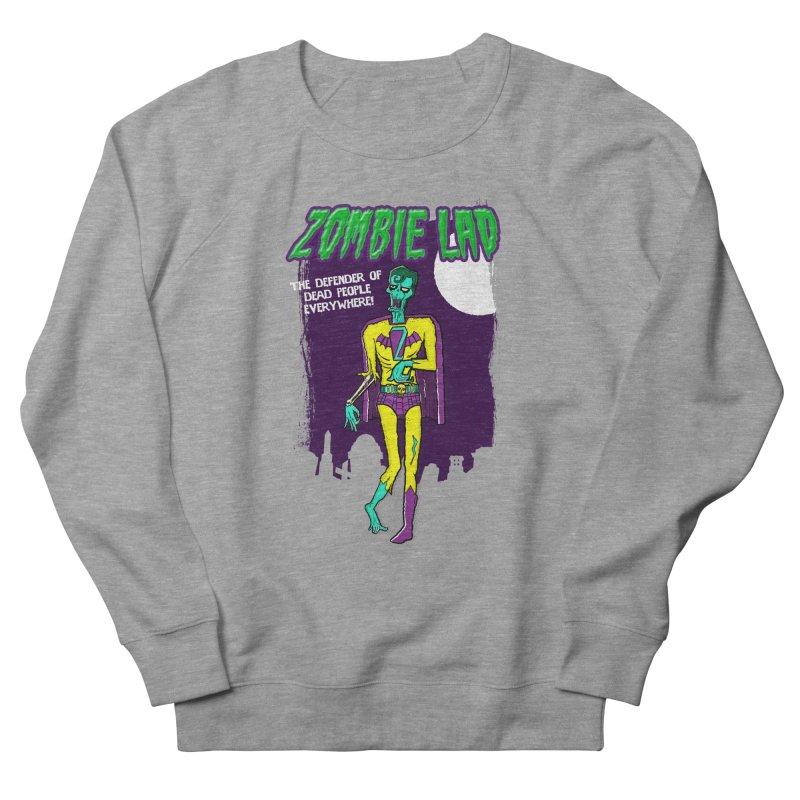 Zombie Lad Men's French Terry Sweatshirt by John D-C