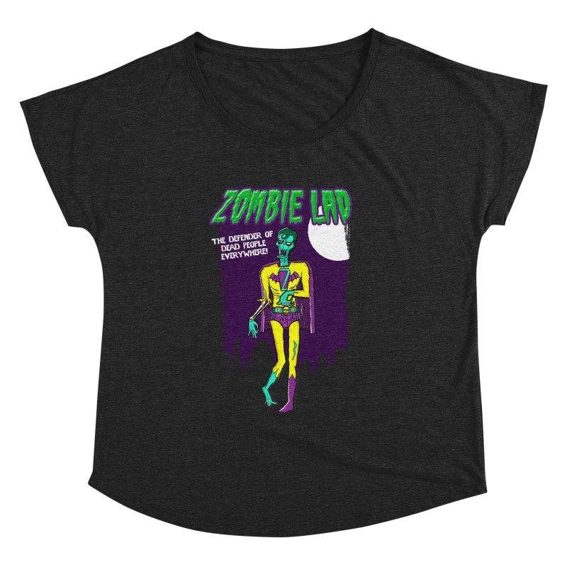 Zombie Lad Women's Dolman by John D-C's Artist Shop