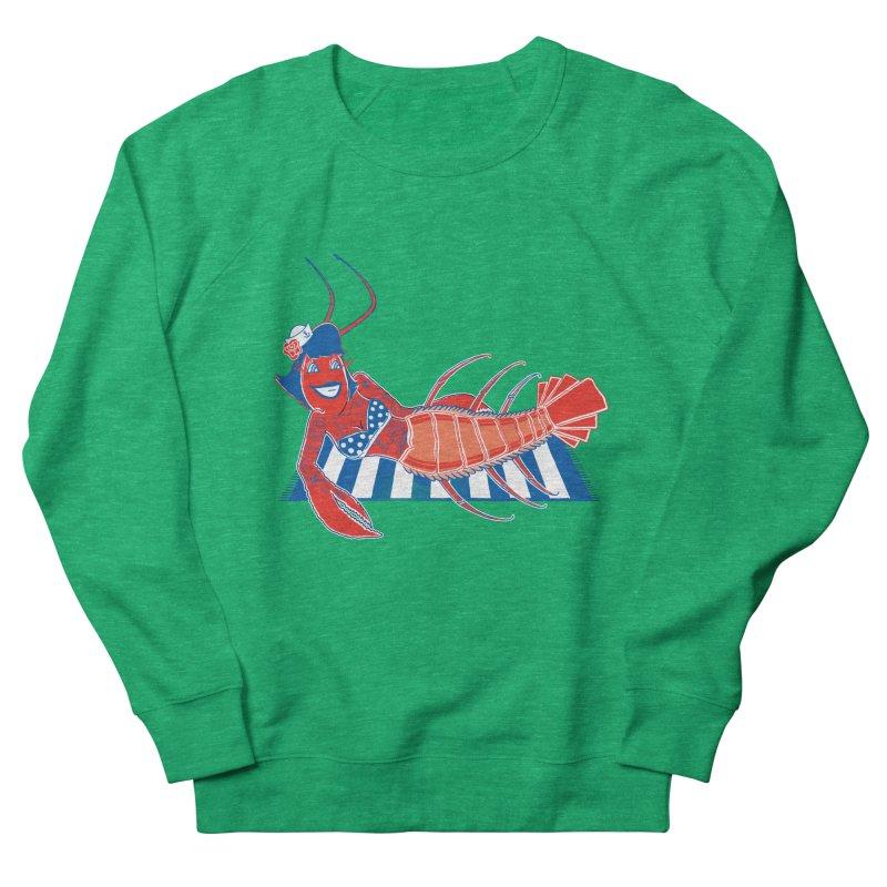Rockabilly Lobster Women's Sweatshirt by John D-C