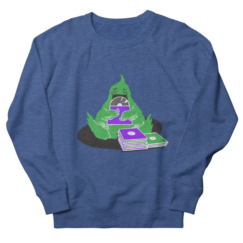 Fuzzy Has Good Taste! Women's Sweatshirt by John D-C's Artist Shop