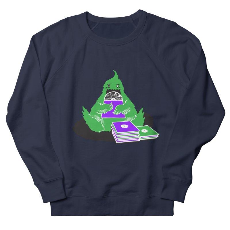Fuzzy Has Good Taste! Women's Sweatshirt by John D-C's Artist Shop