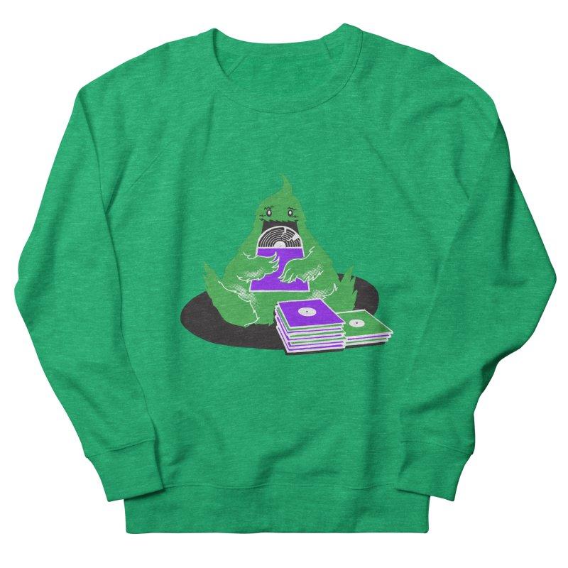 Fuzzy Has Good Taste! Men's Sweatshirt by John D-C's Artist Shop
