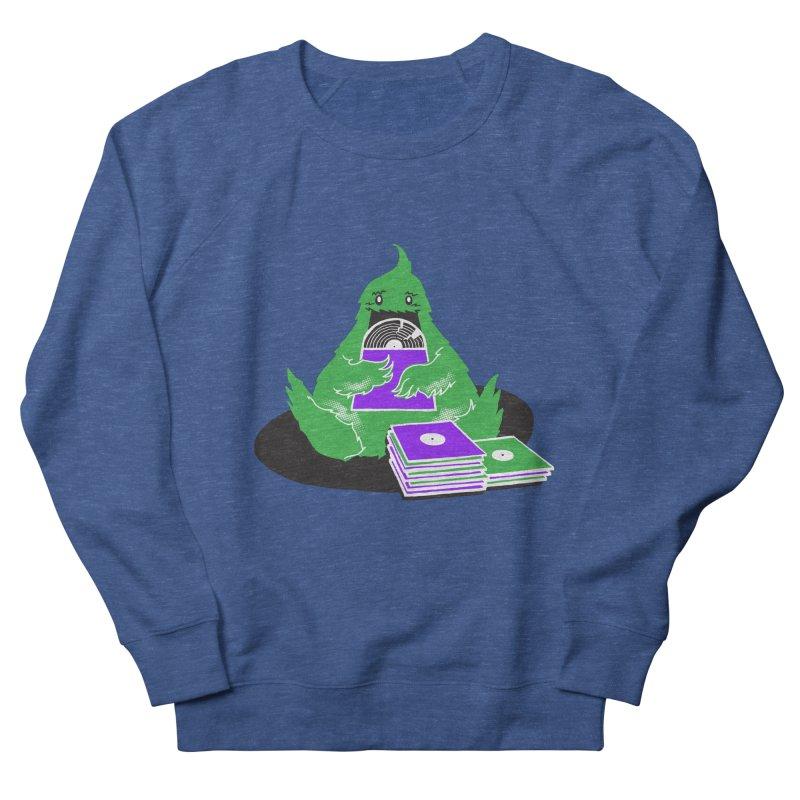 Fuzzy Has Good Taste! Men's Sweatshirt by John D-C