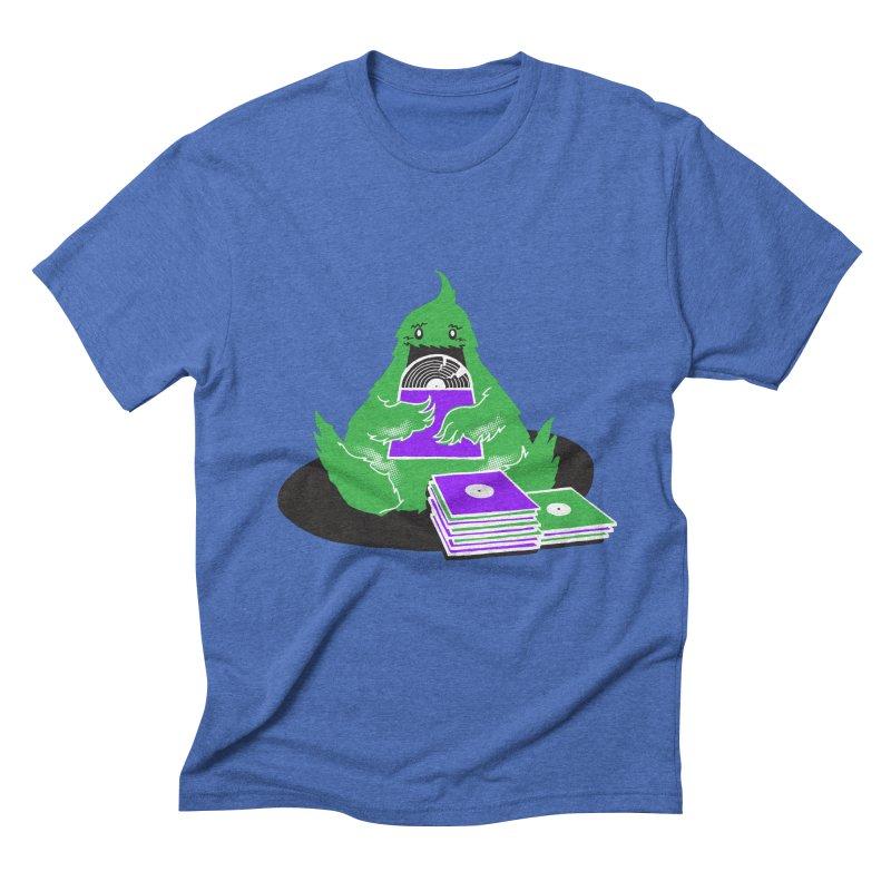 Fuzzy Has Good Taste! Men's T-Shirt by John D-C