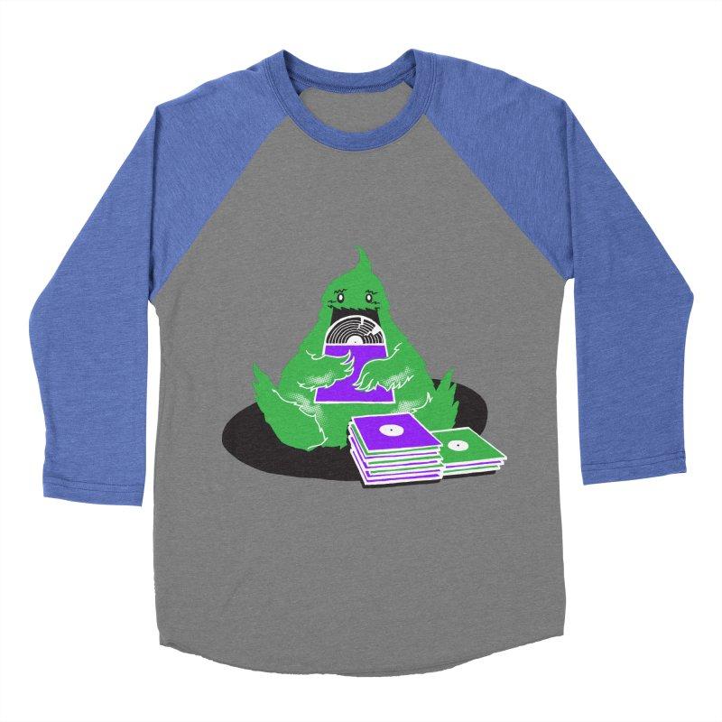 Fuzzy Has Good Taste! Men's Baseball Triblend Longsleeve T-Shirt by John D-C