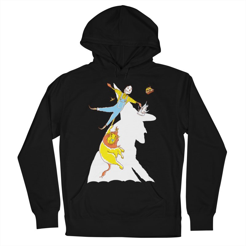 Home! Women's French Terry Pullover Hoody by John D-C's Artist Shop