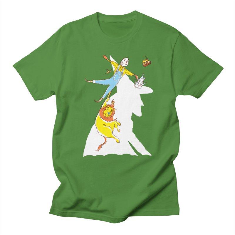 Home! Men's T-shirt by John D-C's Artist Shop