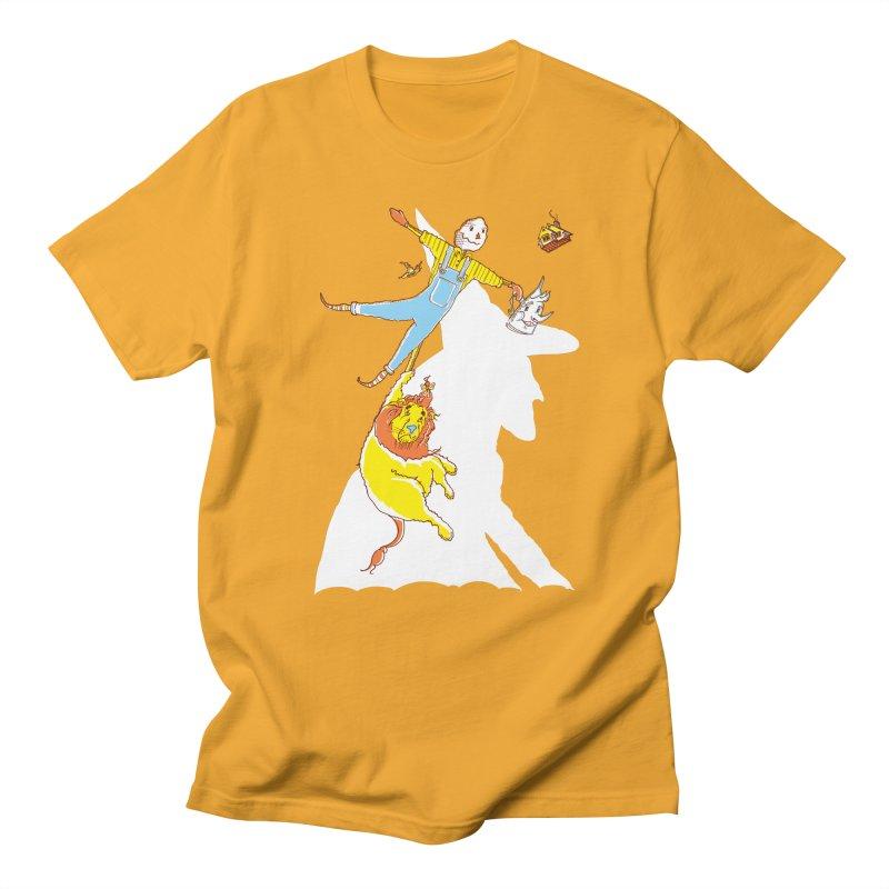 Home! Men's Regular T-Shirt by John D-C