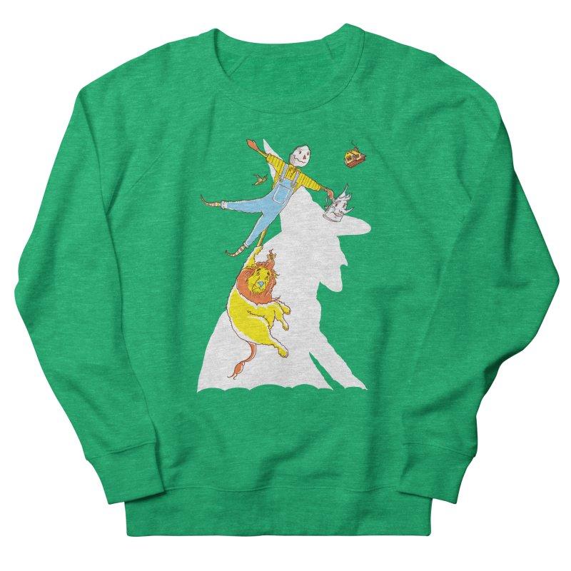 Home! Women's French Terry Sweatshirt by John D-C