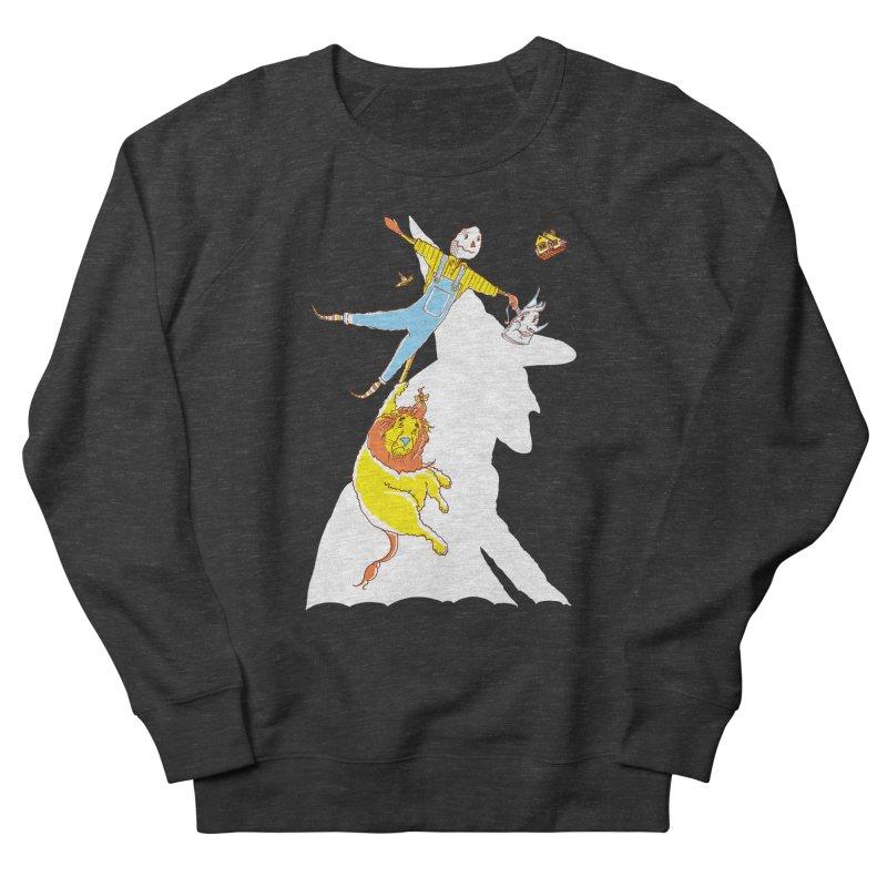 Home! Women's French Terry Sweatshirt by John D-C's Artist Shop