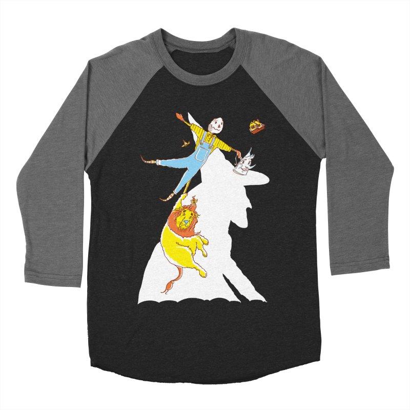 Home! Women's Baseball Triblend T-Shirt by John D-C's Artist Shop