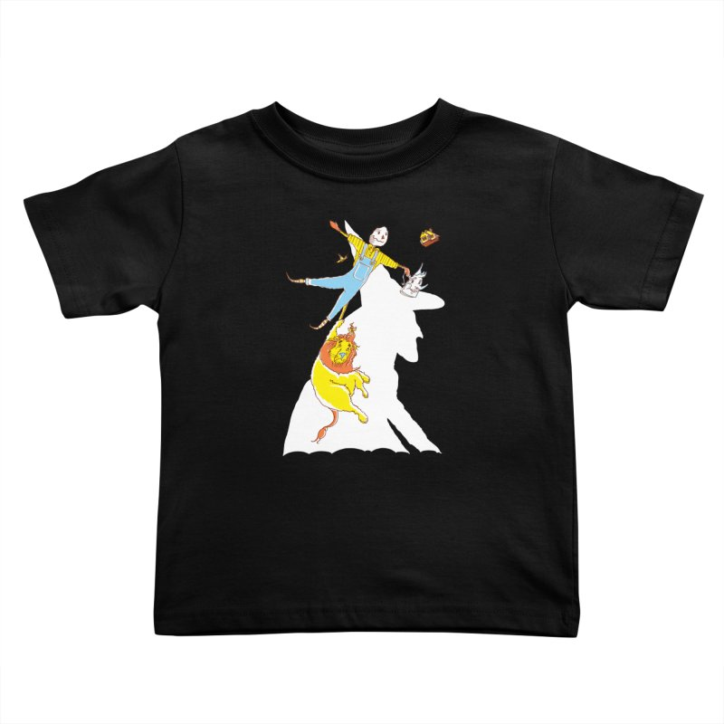 Home! Kids Toddler T-Shirt by John D-C