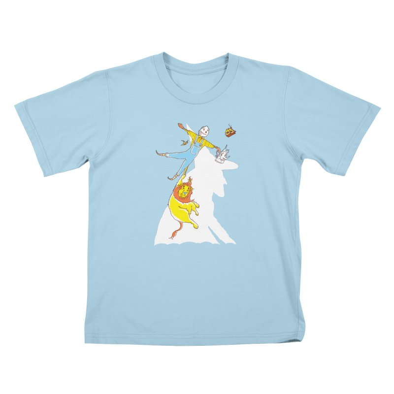 Home! Kids T-Shirt by John D-C