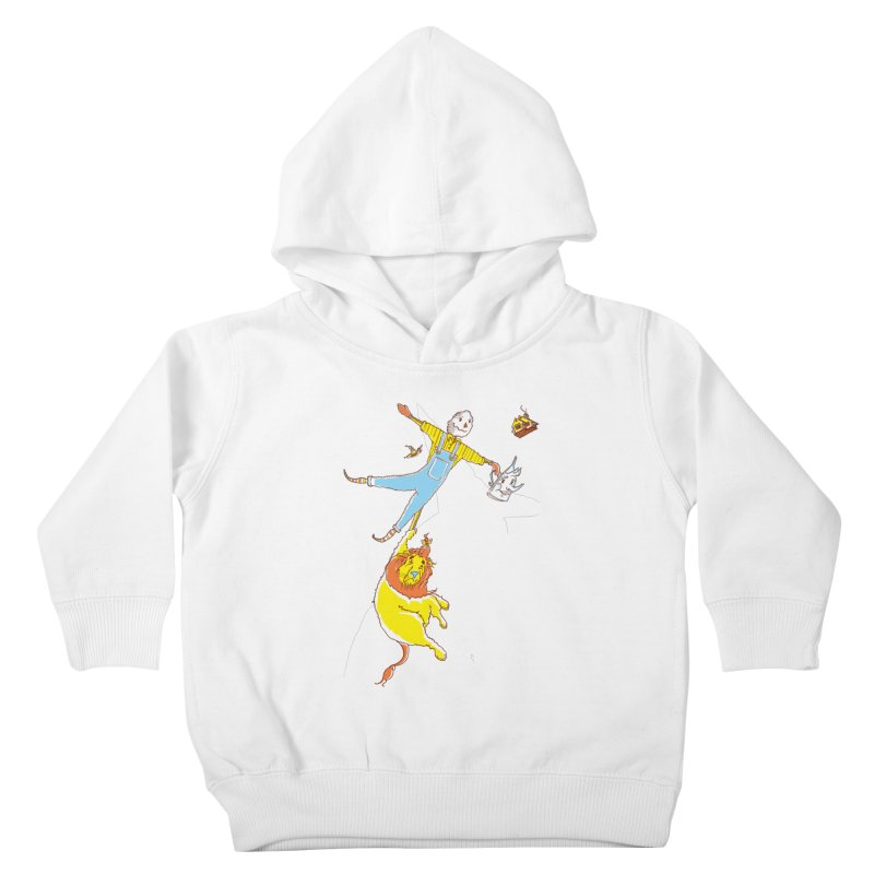 Home! Kids Toddler Pullover Hoody by John D-C