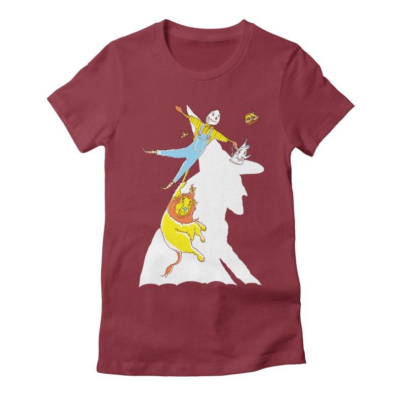Home! Women's T-Shirt by John D-C
