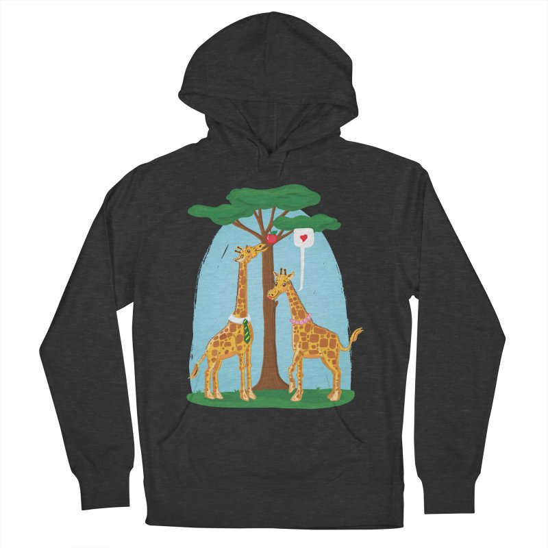 Naturally Selected! Women's French Terry Pullover Hoody by John D-C