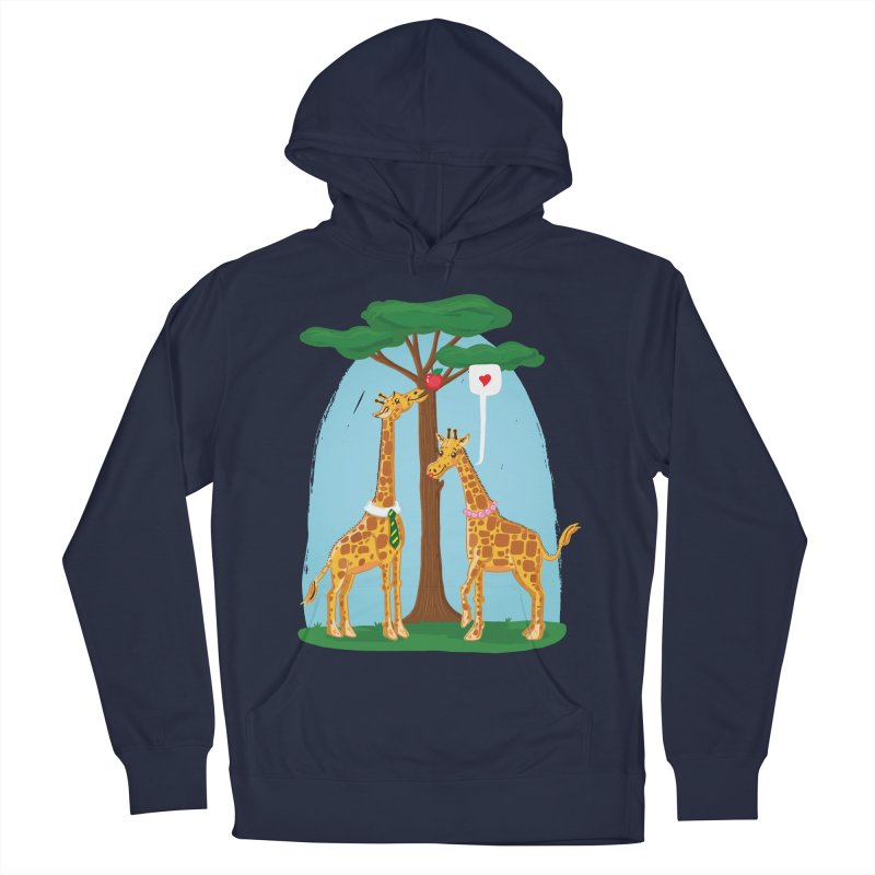 Naturally Selected! Men's French Terry Pullover Hoody by John D-C's Artist Shop
