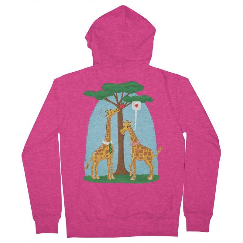 Naturally Selected! Women's French Terry Zip-Up Hoody by John D-C