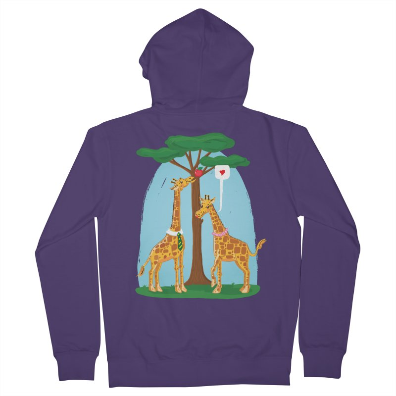 Naturally Selected! Women's French Terry Zip-Up Hoody by John D-C's Artist Shop