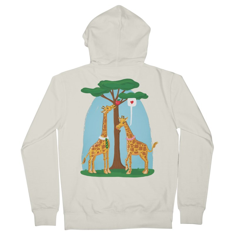 Naturally Selected! Men's Zip-Up Hoody by John D-C's Artist Shop