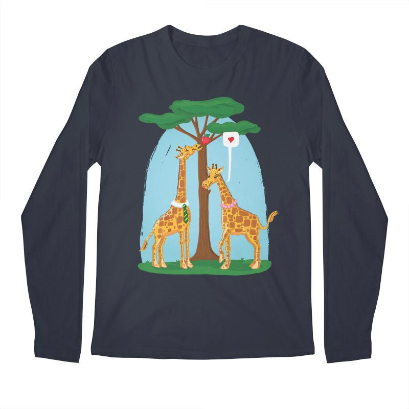 Naturally Selected! Men's Longsleeve T-Shirt by John D-C's Artist Shop