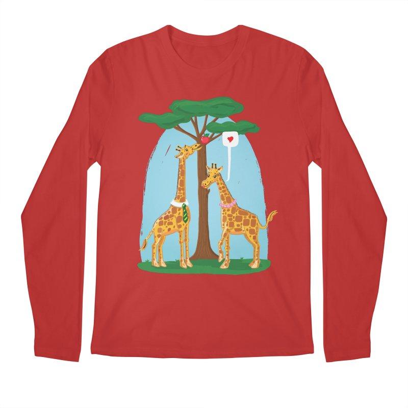 Naturally Selected! Men's Regular Longsleeve T-Shirt by John D-C's Artist Shop