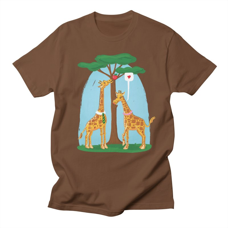 Naturally Selected! Men's T-shirt by John D-C's Artist Shop