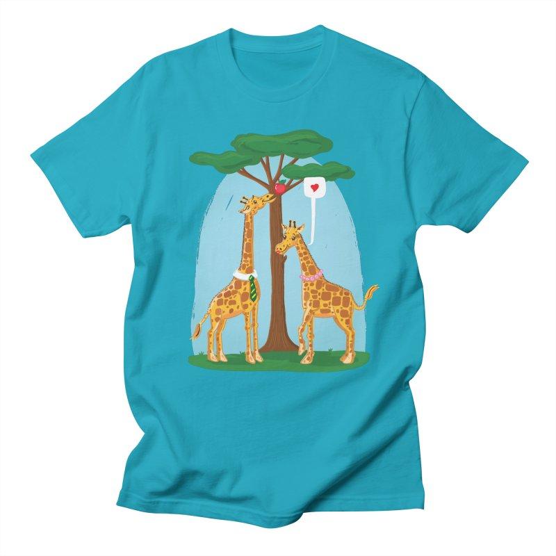 Naturally Selected! Men's Regular T-Shirt by John D-C's Artist Shop