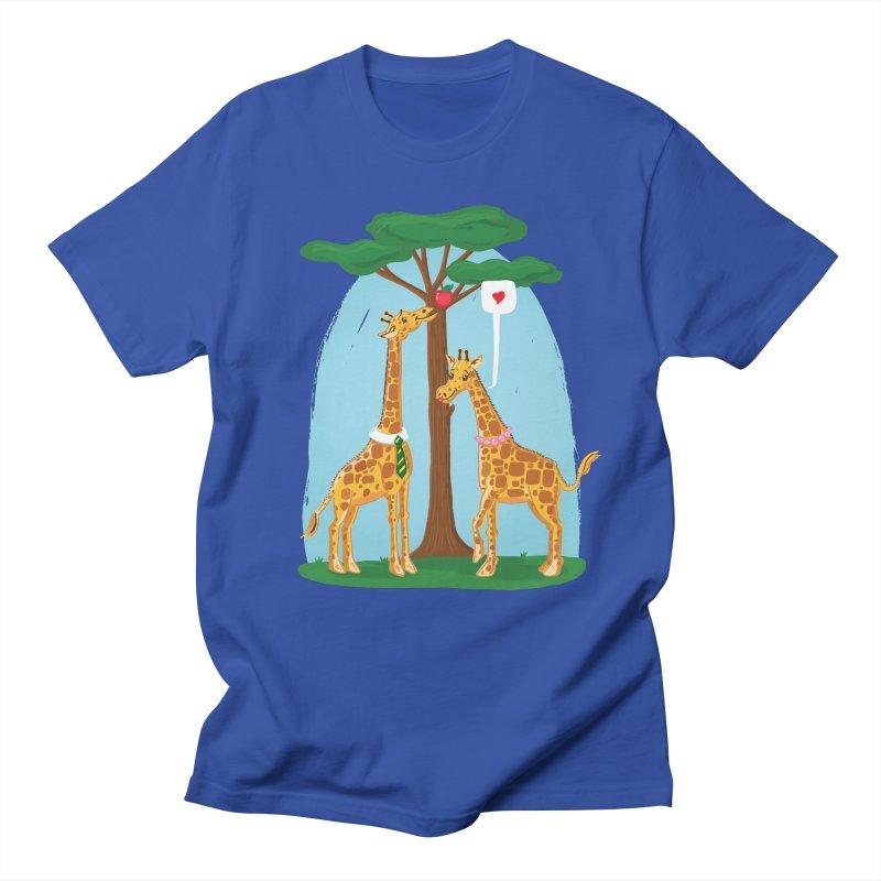 Naturally Selected! Men's T-Shirt by John D-C's Artist Shop