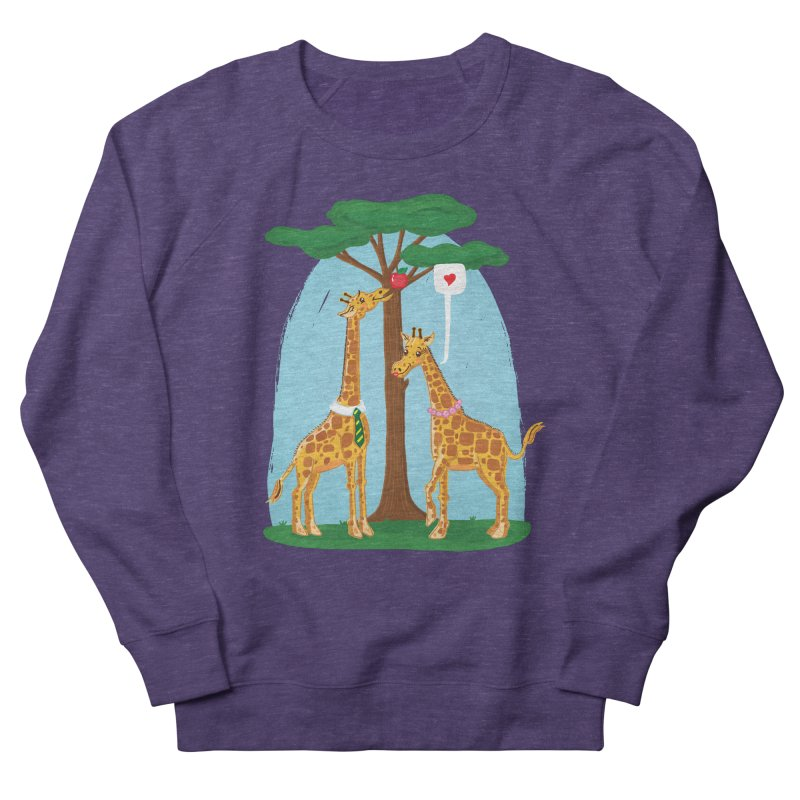 Naturally Selected! Women's French Terry Sweatshirt by John D-C