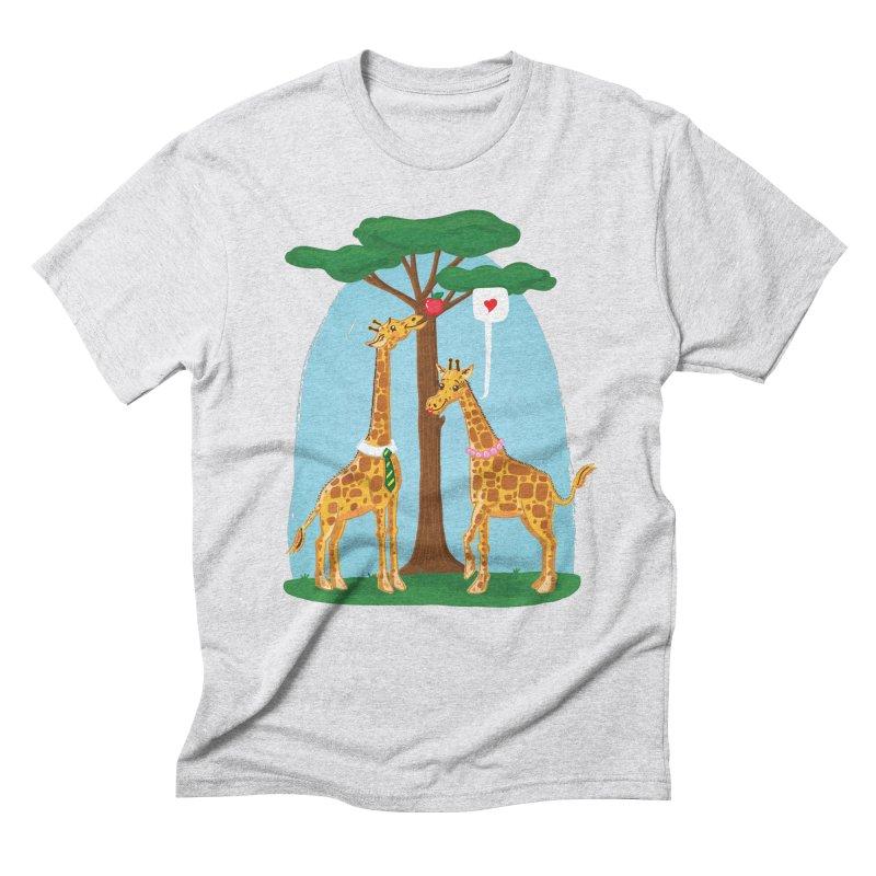 Naturally Selected! Men's Triblend T-Shirt by John D-C's Artist Shop