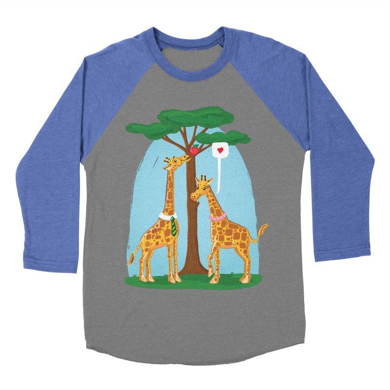 Naturally Selected! Men's Baseball Triblend T-Shirt by John D-C's Artist Shop