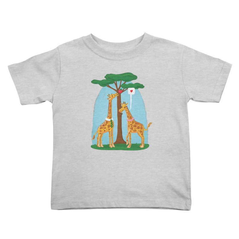Naturally Selected! Kids Toddler T-Shirt by John D-C
