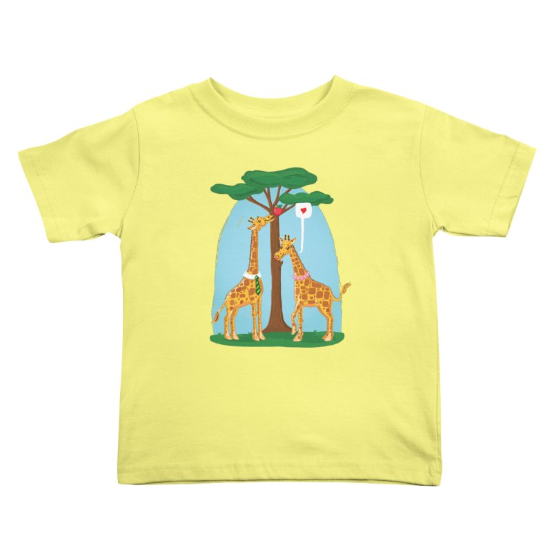 Naturally Selected! Kids Toddler T-Shirt by John D-C's Artist Shop