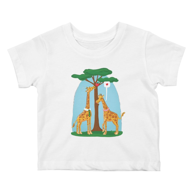 Naturally Selected! Kids Baby T-Shirt by John D-C