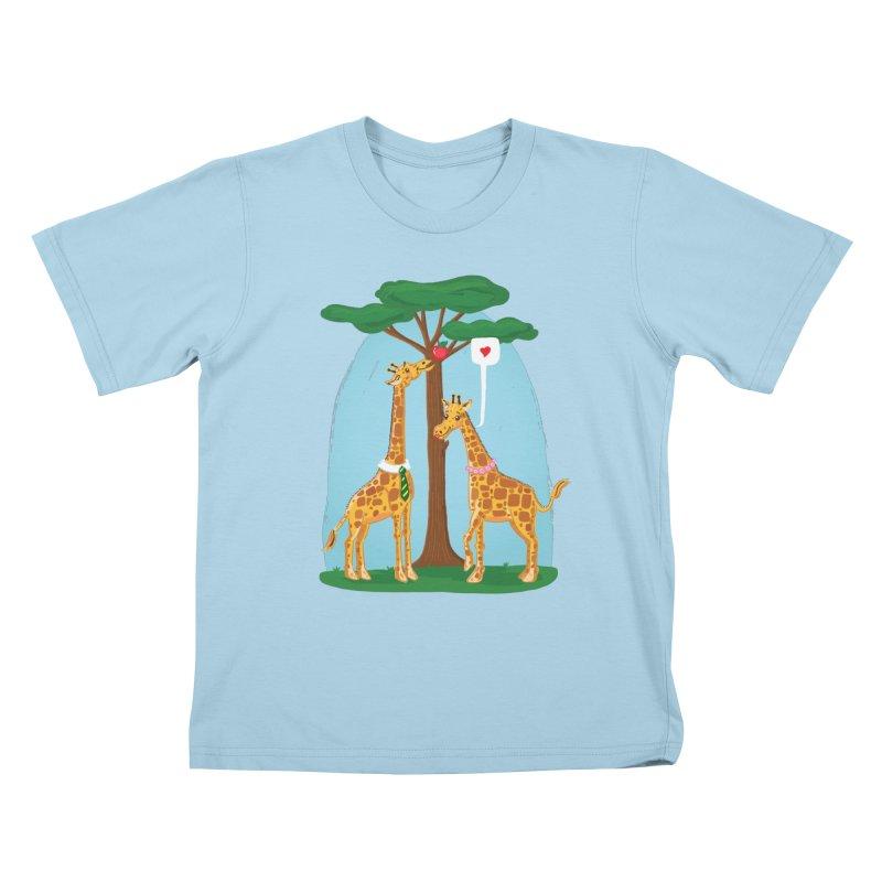 Naturally Selected! Kids T-Shirt by John D-C's Artist Shop