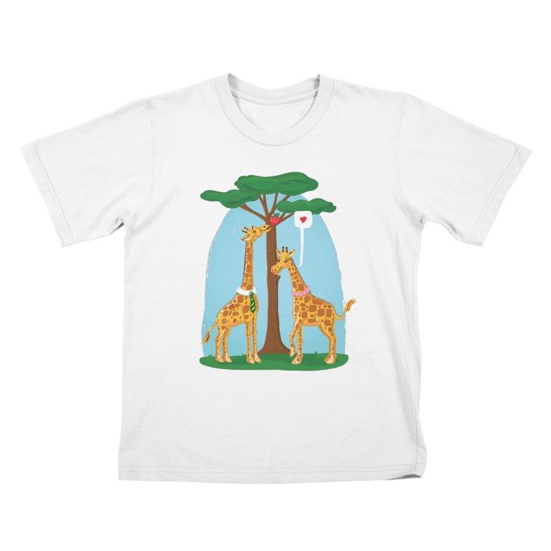 Naturally Selected! Kids T-Shirt by John D-C