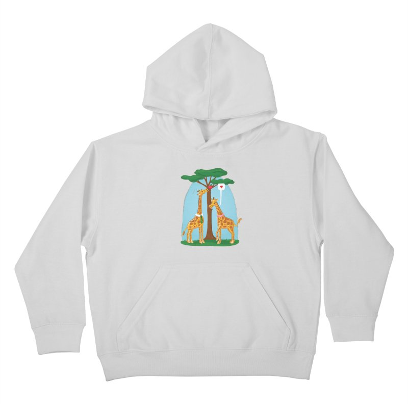 Naturally Selected! Kids Pullover Hoody by John D-C's Artist Shop