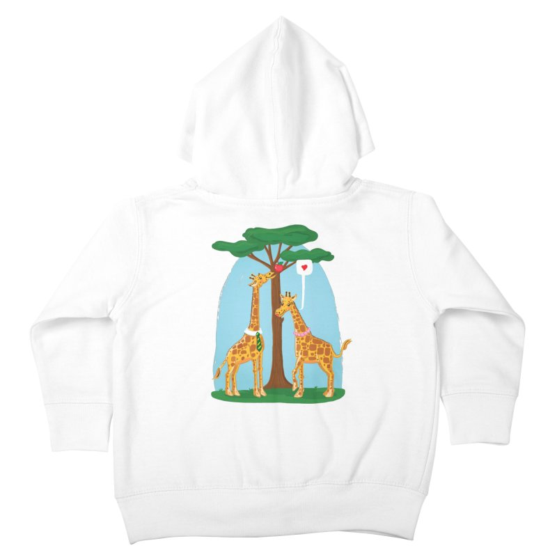Naturally Selected! Kids Toddler Zip-Up Hoody by John D-C's Artist Shop