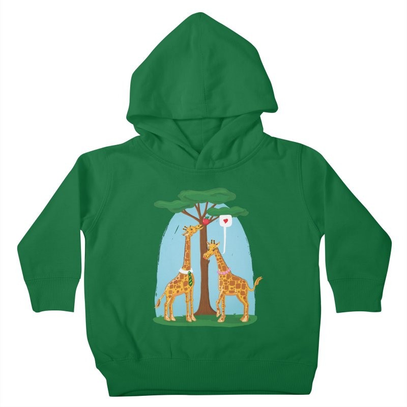 Naturally Selected! Kids Toddler Pullover Hoody by John D-C