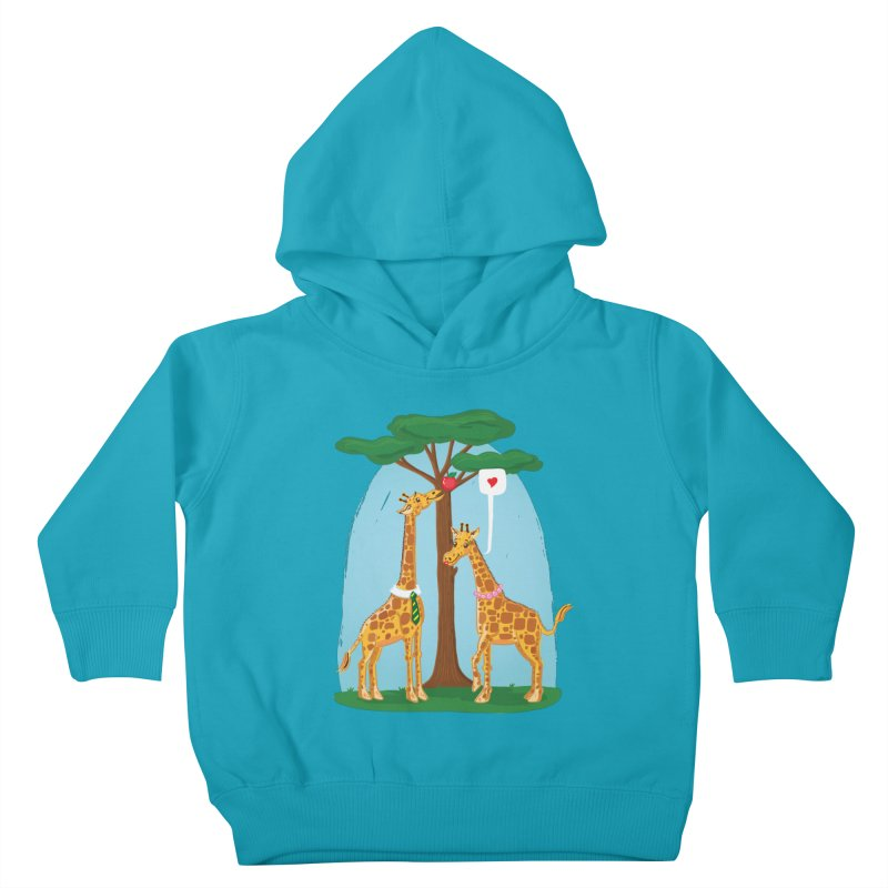 Naturally Selected! Kids Toddler Pullover Hoody by John D-C's Artist Shop