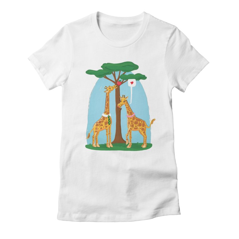 Naturally Selected! Women's Fitted T-Shirt by John D-C