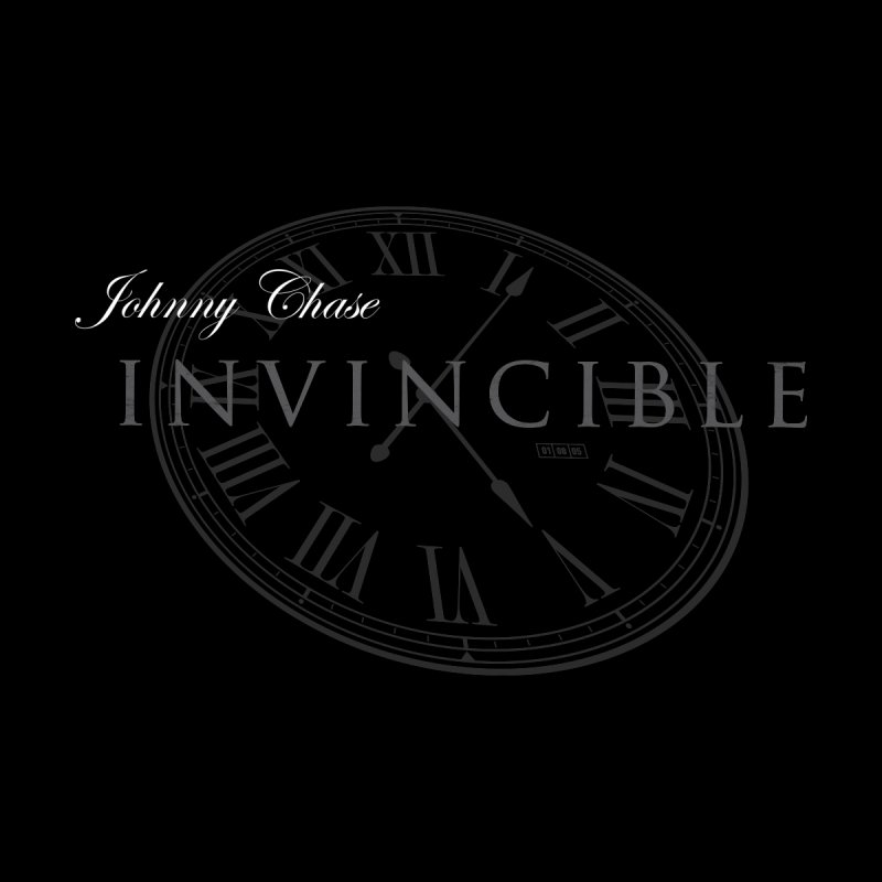 Johnny Chase Invincible Logo by johnnychasemusic's Artist Shop