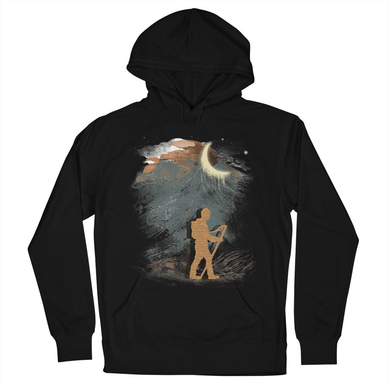 The Traveler Women's Pullover Hoody by JP$ Artist Shop