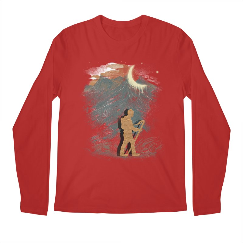 The Traveler Men's Longsleeve T-Shirt by JP$ Artist Shop