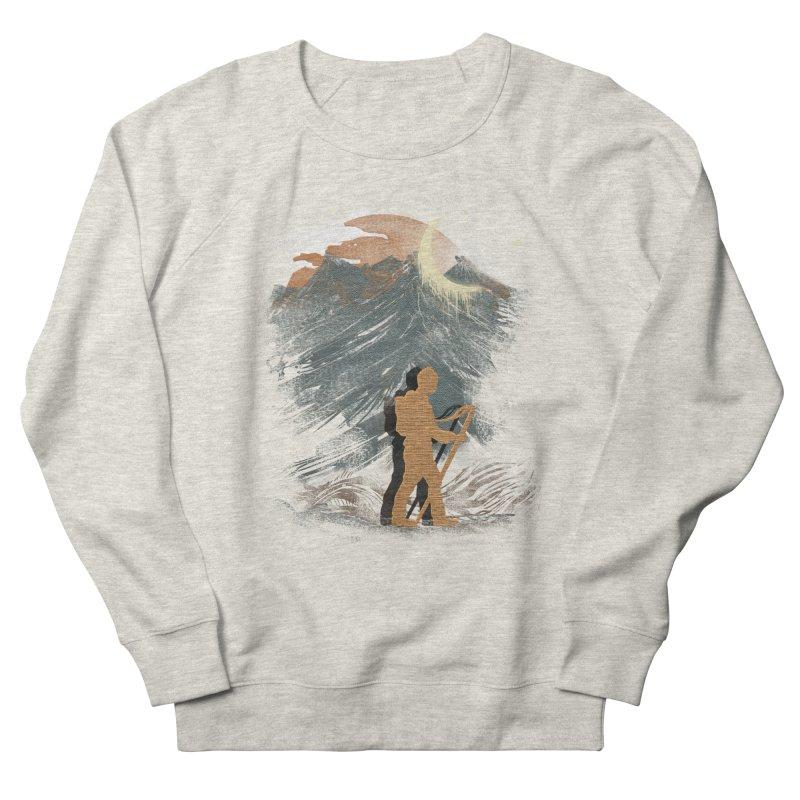 The Traveler Women's Sweatshirt by JP$ Artist Shop