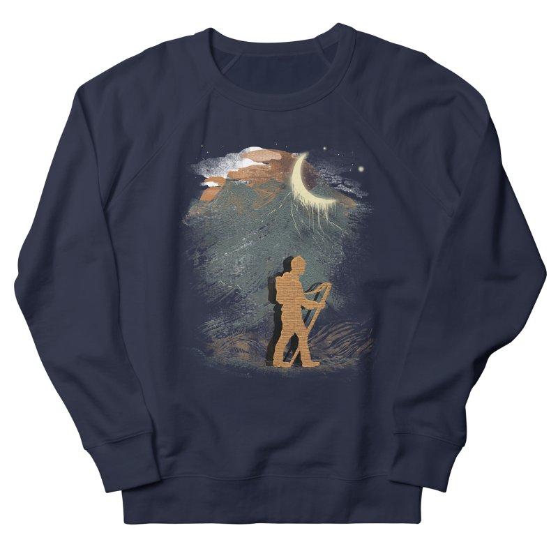The Traveler Men's Sweatshirt by JP$ Artist Shop