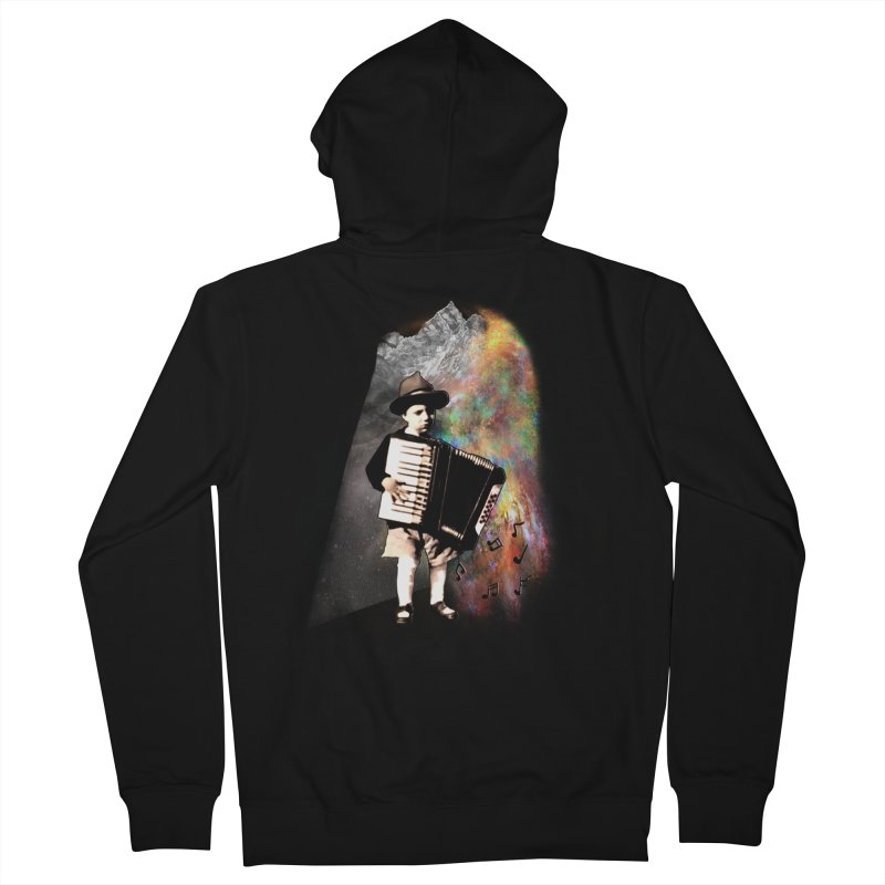 Musical Magic Women's Zip-Up Hoody by JP$ Artist Shop