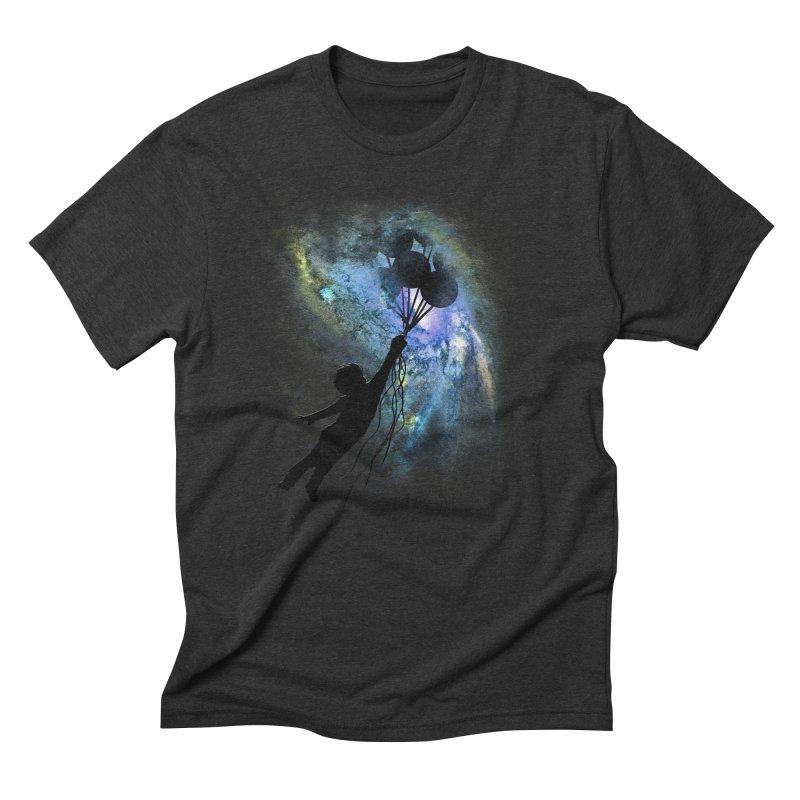 Float away Men's Triblend T-Shirt by JP$ Artist Shop
